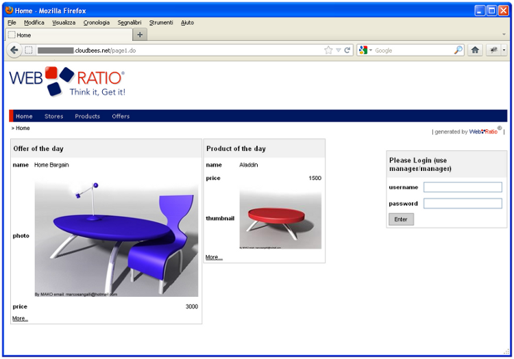 Deployment Configurations And Cloud Deploy Webratio