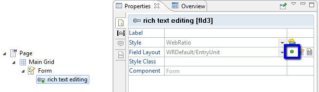 How to Model Rich Text Editing | WebRatio