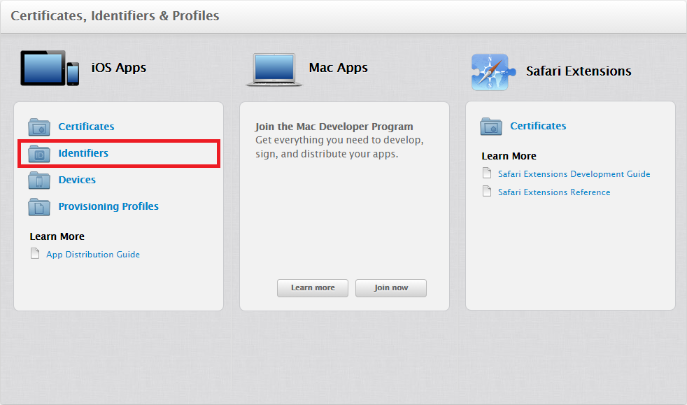 Managing your Apple Signing Identities and Certificates
