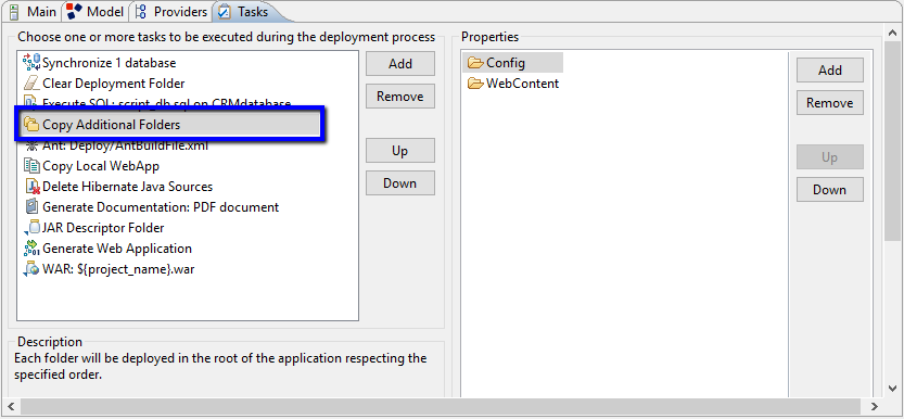 How to Deploy a Web Application on Different Environments | WebRatio